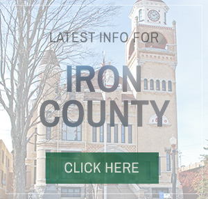 Latest Info For Iron County