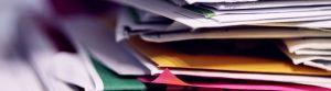 documents stacks