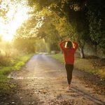 Woman standing in a park | EAP Program